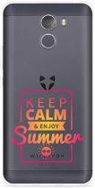 Wileyfox Swift 2X Hoesje Summer Time