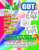 Ja Ja GUT Goed DUTCH LEARN The Easy Coloring Book Way Duits Leren Met Makkelijk Kleurboek Populaire Woorden