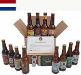 Bierpakket 12 Nederlandse streekbieren
