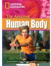 The Amazing Human Body + Book with Multi-ROM