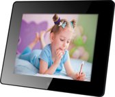 Rollei, Pictureline 8100 Digital Photo Frame (8 inch / 20,3 cm) Digital Photo Frame (Black)
