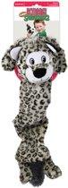 Kong Stretchezz Jumbo Luipaard XL - Hondenspeelgoed - 58 cm