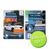 Book and online practice exams - Dutch Driving License B