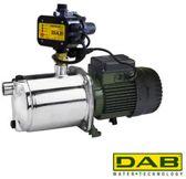 DAB euroinox 30/30 met presscontrol