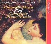 Donizetti: Chamber Music & Complete Piano Music