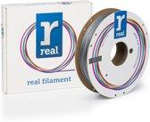 REAL Filament PLA zilver 1.75mm (500g)