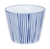 Tokyo Design Studio Nippon Blue kop - 8.3x6.5cm - 180ml  - Lines