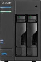 Asustor AS6302T - NAS - 0TB