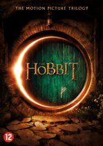 DVD cover van The Hobbit Trilogy
