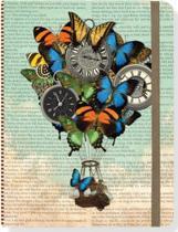 Time Flies Journal (Diary, Notebook)
