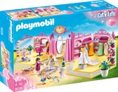 PLAYMOBIL Bruidswinkel met kapsalon  - 9226