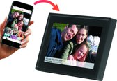 """Denver PFF-1011Black, 10.1"""" digitale fotolijst met FRAMEO software Zwart"""