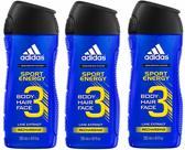Adidas Energy Sport Adidas Energy Sport - 3 x 250 ml