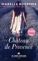 Boek cover Chateau de Provence van Marelle Boersma (Paperback)