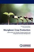 Mungbean Crop Production