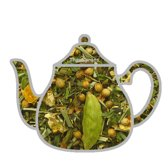 Kruiden chai thee, kruiden thee, 100 gram losse thee