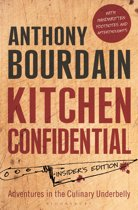 Omslag van 'Kitchen Confidential'