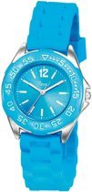 Regal Sporty R37800 333 - Horloge - Siliconen - 29 mm - Blauw