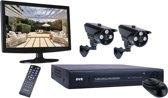 Smartwares DVR728S Beveiligingscamera systeem bedraad