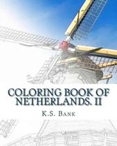 Coloring Book of Netherlands. II