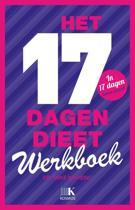 Het 17 dagendieet werkboek