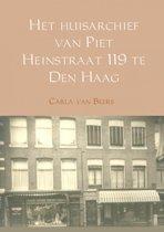 Het huisarchief van Piet Heinstraat 119 te Den Haag