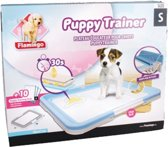 Flamingo Puppy trainer S + 10 pads - 35x45cm