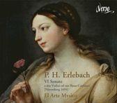 Erlebach, Philipp Heinrich; Vi Sona