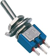 Fixapart TS-01 Tuimelschakelaar 3p 125 V 3 A 5X