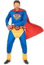 """""""Super Buveur kostuum voor mannen  - Verkleedkleding - Large"""""""