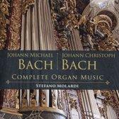 J.M. Bach, J.C. Bach: Complete Orga