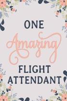 One Amazing Flight Attendant