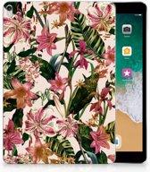 Apple iPad Pro 10.5 Uniek Tablethoesje Flowers