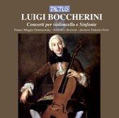 Concerti Per Violoncello E Sinfonie