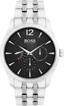 Hugo Boss HB1513493 Horloge - Staal - Zilverkleurig - 41 mm