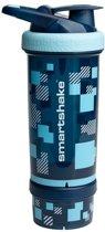Smartshake Revive 750ml Pixel Blue