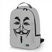 Laptop rugzak 17,3 Deluxe Vendetta - Sleevy - schooltas