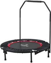 Matchu Sports - Opvouwbare Fitness Trampoline - Bounce Trampoline - Met springsteun