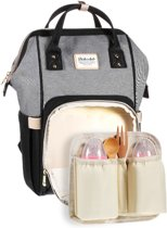 Luier- en Verzorgingstas multifunctionele Baby Rug Tas  / Backpack
