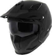 MT Streetfighter SV helm mat zwart S