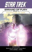 Star Trek: The Original Series: Errand of Fury #3: Sacrifices of War