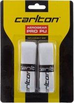 Carlton Aerogear Pro PU Vervangings Grip - Wit