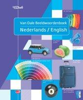 Omslag van 'Van Dale beeldwoordenboek - Van Dale beeldwoordenboek Nederlands/English'