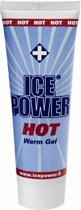 Ice Power Tube Sportgel Hot 75 Ml Per Stuk