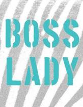 Boss Lady (Journal, Diary, Notebook)