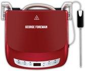 George Foreman 24001-56 Evolve Precision Probe Grill - Contactgrill