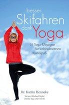 Besser Skifahren dank Yoga