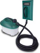 VONROC Behangafstomer 2000W, 4.5Liter en 3.5m slang