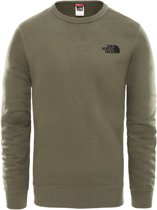 The North Face Street Fleece Pullover Trui - Heren - New Taupe Green