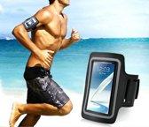 Comfortabele smartphone/sport armband voor uw Samsung Galaxy S6 (edge)